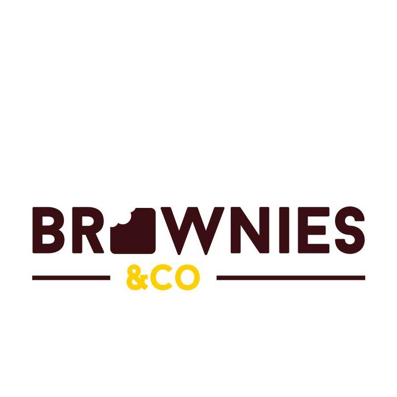 Het logo van Brownies & Co.