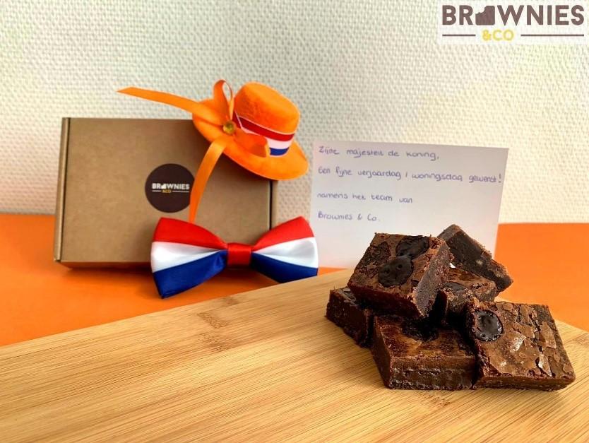 Dé lekkerste brownies van Nederland op Woningsdag 2020